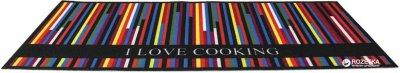 Килимок для кухні IzziHome Cooky Colourfull 50x125 (2200000541918)