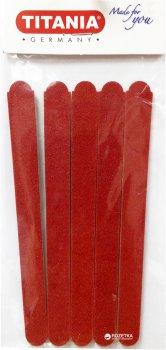 Набір манікюрних пилок Titania 1042/5A 5 шт. (1042-5А)