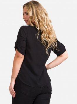 Блузка DEMMA 5632 Черная