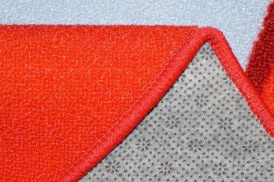 Килим Confetti HAPPY HOUR ANTI-SLIP Red 2x2 Червоний