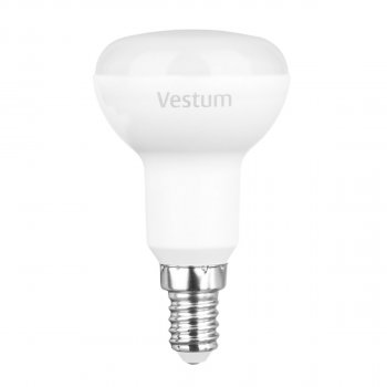 Світлодіодна лампа Vestum LED R50 6W 4100K 220V E14 (149080)