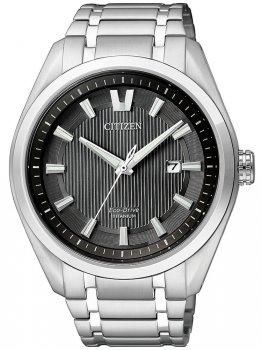 Часы Citizen AW1240-57E Eco-Drive Super-Titanium Herren 42mm 10ATM