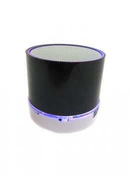 Портативна bluetooth колонка MP3 плеєр S10 Black-White (1001 005521)