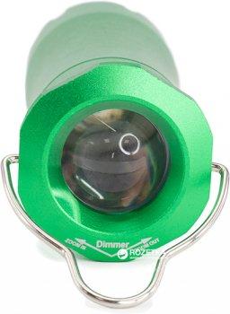 Фонарь LightHouse Lampi Green (080-4)