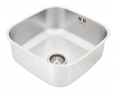 Кухонна мийка INTERLINE Under сатин