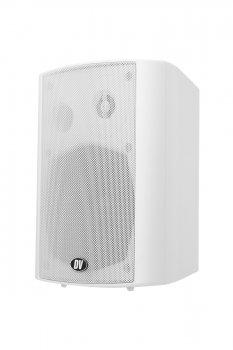 """Настенная влагозащищенная акустическая система DV audio 5""""+1,5"""" 30W IP65 PB-5.2T IP White"""