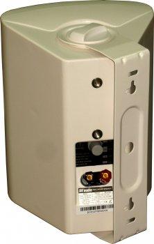 """Настенная акустическая система DV audio 5""""+1,5"""" 30W белый (PB-5.2TW)"""