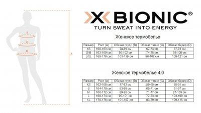 Термотруси X-Bionic Energizer Boxer Shorts Woman колір XB3