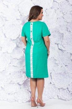 Платье ALDEM 1732 W Мятное