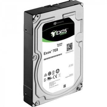 """Жорсткий диск для сервера 3.5"""" 2TB SAS 256 MB 7200 rpm Exos 7E8 Seagate (ST2000NM004A)"""