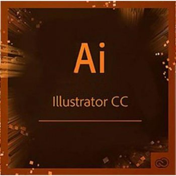 ПО для мультимедіа Adobe Illustrator CC teams Multiple/Multi Lang Lic Subs New 1Year (65297603BA01A12)
