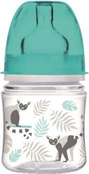 Бутылочка Canpol babies EasyStart с широким отверстием антиколиковая PP-Jungle серая 120 мл (35/226_grey)