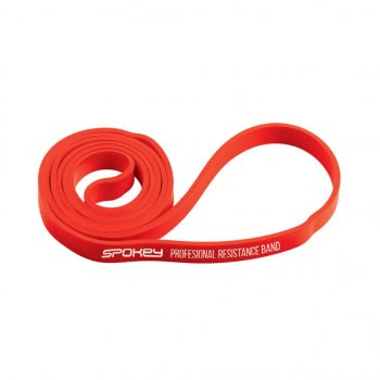 Ленточный тренажер-эспандер 920956 Spokey 208 см (fit0002656) Красный