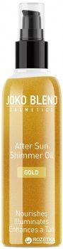 Масло после загара с шиммером Joko Blend After Sun Shimmer Oil Gold 100 мл (4823099500765)