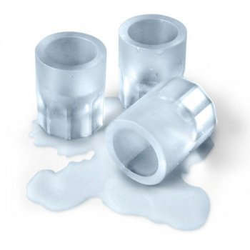 Форма для льда Kitchen Craft Glass Ice COOL