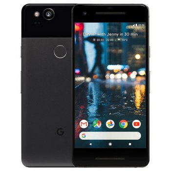 Google Pixel 2 64GB Just Black (F00937423)