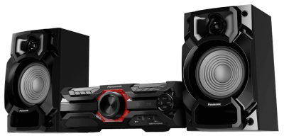 Музичний центр Panasonic SC-AKX320GS-K (6510785)