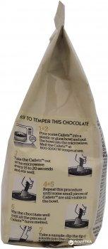 Шоколад Callebaut №W2 бельгийский белый в виде калет 400 г (5410522556704)