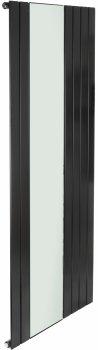 Радиатор трубный BETATHERM Empoli 757x1800x45 мм Specchio trade Ral 9005M