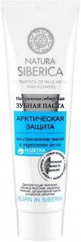 Зубная паста Natura Siberica Арктическая защита для чувствительных зубов 100 мл (4607174432680)