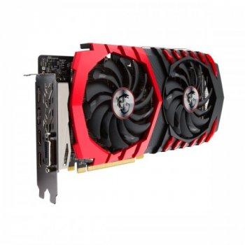 Відеокарта Msi Pci-Ex Radeon Rx 570 Gaming X 4Gb Gddr5 (256Bit) (1281/7000) (Dvi, 2 X Hdmi, 2 X Displayport) (Radeon Rx 570 Gaming X 4G)