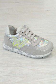 Кросівки повсякденні Balducci 34 UA Сріблястий (2126000267545)