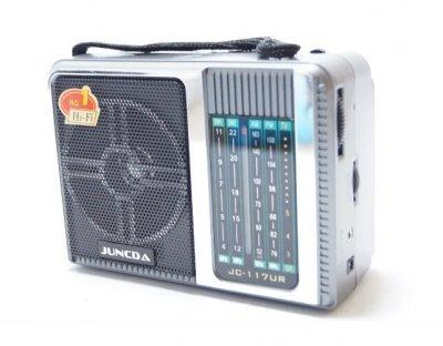 Радиоприемник Junkda 117ur, 471272506