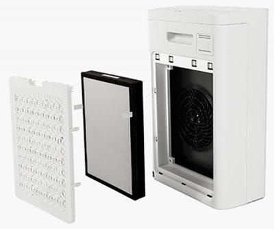 Фільтр для очисника повітря Toshiba CAF-H20(W)