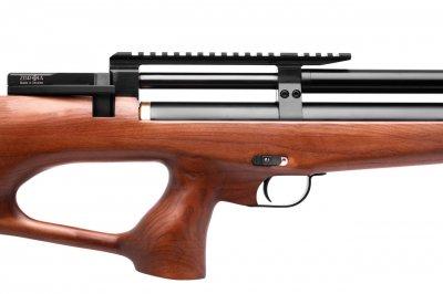 Пневматична гвинтівка Козак Compact 45m регульована щока (1115776604)