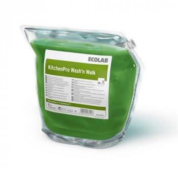 Засіб для миття підлог Ecolab KitchenPro Wash'n Walk 2 л (9081930)