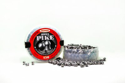 Свинцовые пули Люман Pike 0,70 (450)