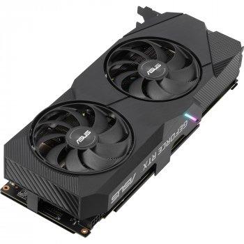Asus PCI-Ex GeForce RTX 2060 Super Dual EVO V2 OC Edition 8GB GDDR6 (256bit) (1470/14000) (DVI, DisplayPort, 2 x HDMI) (DUAL-RTX2060S-O8G-EVO-V2)