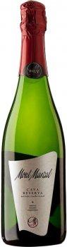 Игристое вино Mont Marcal Cava Brut Reserva белое 11.5% 0.75 л (8423172011025)