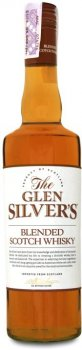 Виски Glen Silver's Blended Scotch Whisky 40% 1 л (8414771854809)
