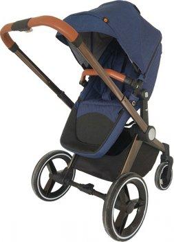 Дитяча коляска 2 в 1 Welldon WD007 Синя (WD007-3) (4820212900327)