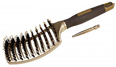 Щетка с комбинированной щетиной Ласковая Golden (4820190471956)