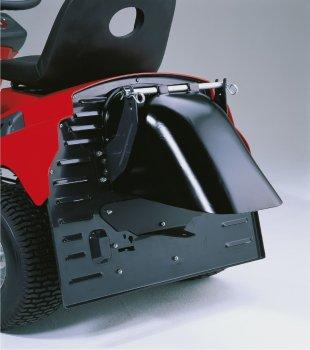 Комплект для бокового выброса AL-KO для газонокосилок-тракторов Powerline (119606)
