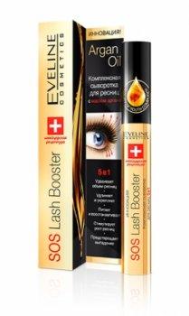 Сыворотка для ресниц Eveline Cosmetics SOS Lash Booster 5in1 5в1