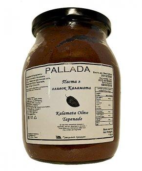 Паста из оливок каламата PALLADA 1кг