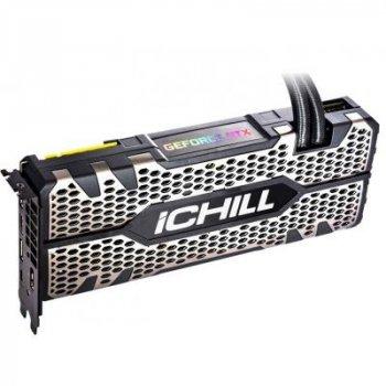 Видеокарта INNO3D GeForce RTX2080 Ti 11Gb iChill Black (C208TB-11D6X-11500004)