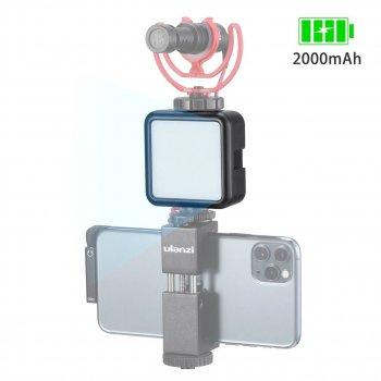 Накамерный свет Ulanzi VL49 LED для фото видеосъемки с креплением на штатив (4065-11813)