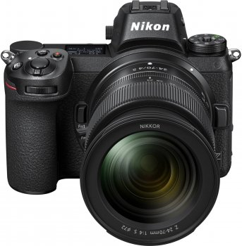Фотоапарат Nikon Z7 + 24-70mm f/4 S Kit Офіційна гарантія! (VOA010K001)