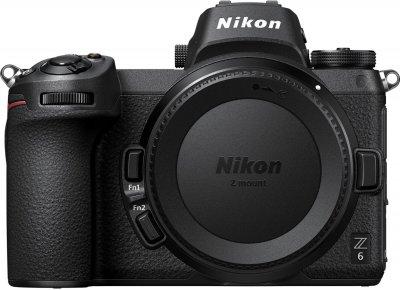 Фотоапарат Nikon Z6 Body Офіційна гарантія! (VOA020AE)