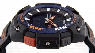 Чоловічі годинники CASIO SGW-450H-2BER