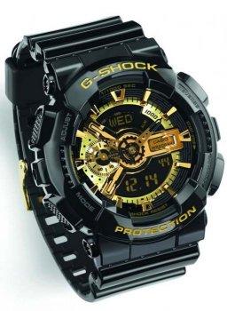 Чоловічі годинники CASIO GA-110GB-1AER