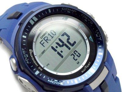 Дитячі годинники CASIO PRW-3000-2BER
