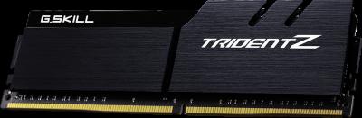 Оперативная память G.Skill DDR4-4400 16384MB PC4-35200 (Kit of 2x8192) Trident Z (F4-4400C19D-16GTZKK)
