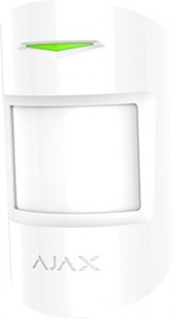 Бездротовий датчик руху Ajax MotionProtect Plus EU White (000001151)