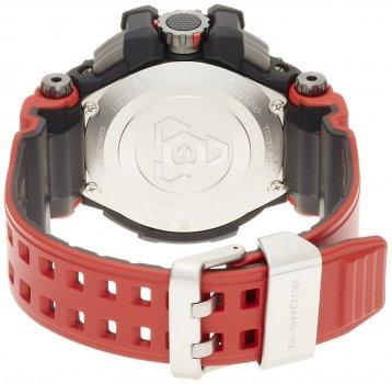 Чоловічі годинники CASIO GPW-1000RD-4AER