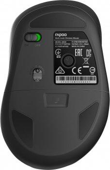 Мышь Rapoo M500 Silent Bluetooth Black (M500 Silent)